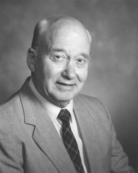 Halvor Lacher, Semcac's 1st Executive Director, 1966-1987