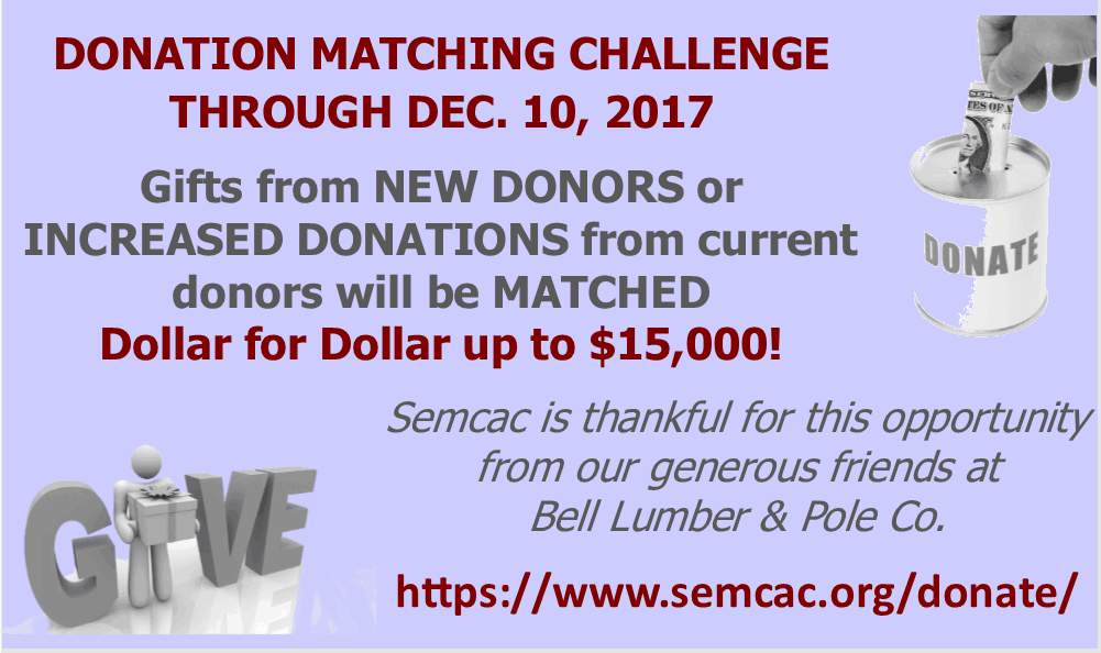 WP Cycle 2017 Bell Matching donor challenge